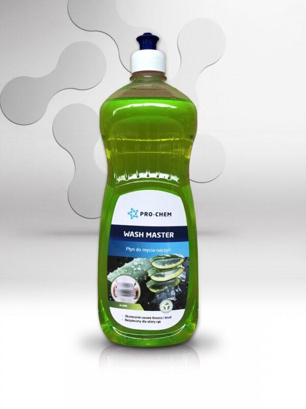 Рідина для миття посуду wash master - pro-chem - побутова, промислова та авто хімія - 10