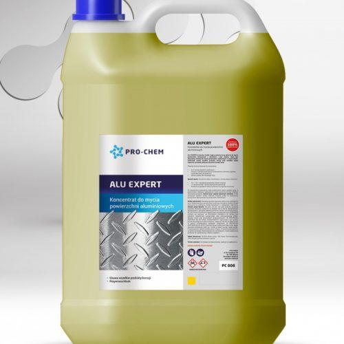 Засіб для професійної очистки поверхонь із алюмінію та інших металів PRO-CHEM ALU EXPERT