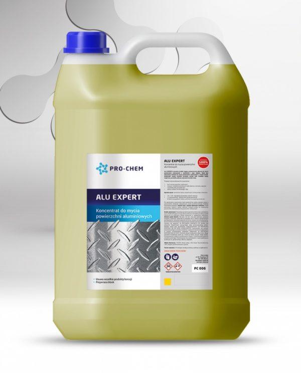 Засіб для професійної очистки поверхонь із алюмінію та інших металів pro-chem alu expert - pro-chem - побутова, промислова та авто хімія - 4