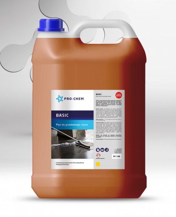 Рідина для повного очищення підлоги basic - pro-chem - побутова, промислова та авто хімія - 2
