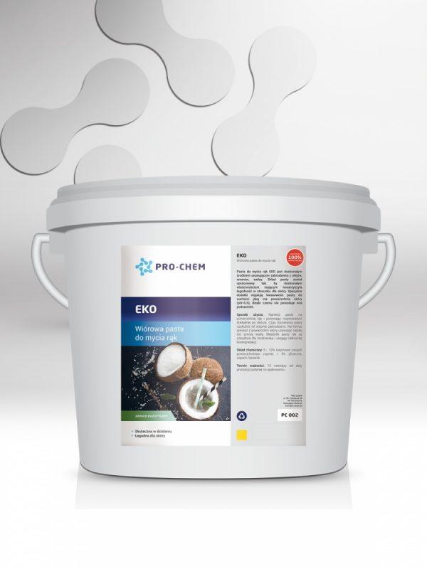 Паста для миття рук біологічна eko - pro-chem - побутова, промислова та авто хімія - 5