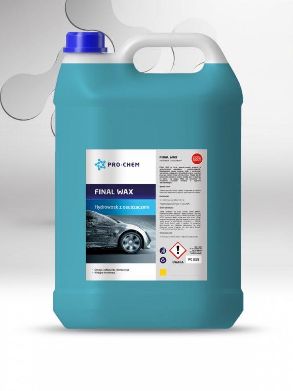Гідровоск з осушувачем final wax - pro-chem - побутова, промислова та авто хімія - 2