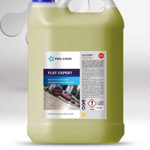 Концентрат для миття промислових підлог FLAT EXPERT