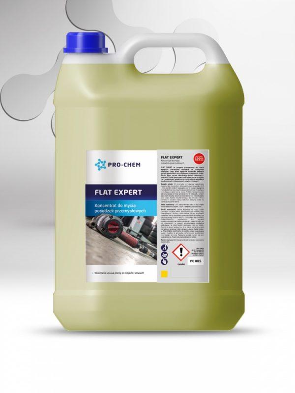 Концентрат для миття промислових підлог FLAT EXPERT - PRO-CHEM - Побутова, промислова та авто хімія - 2
