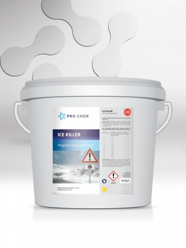 Засіб для розморожування та видалення льоду ice killer - pro-chem - побутова, промислова та авто хімія - 1