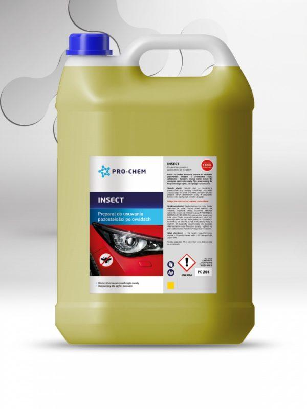Засіб до видалення залишків комах insect - pro-chem - побутова, промислова та авто хімія - 6