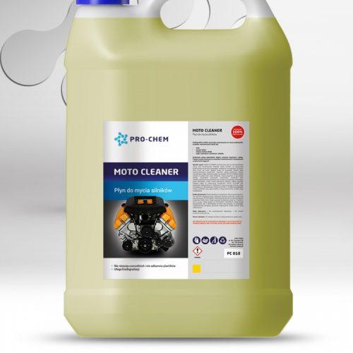Рідина для очистки та миття двигунів MOTO CLEANER