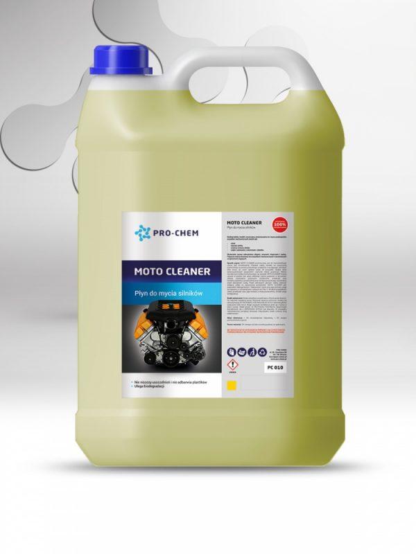 Рідина для очистки та миття двигунів moto cleaner - pro-chem - побутова, промислова та авто хімія - 2