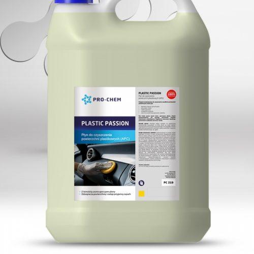 Рідина для очищення пластикових поверхонь (APC) PLASTIC PASSION