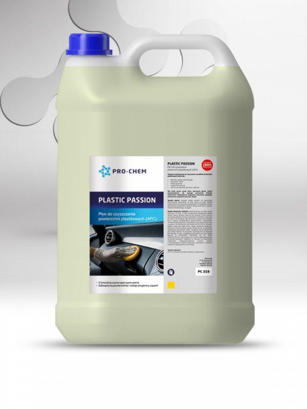 Рідина для очищення пластикових поверхонь (apc) plastic passion - pro-chem - побутова, промислова та авто хімія - 2