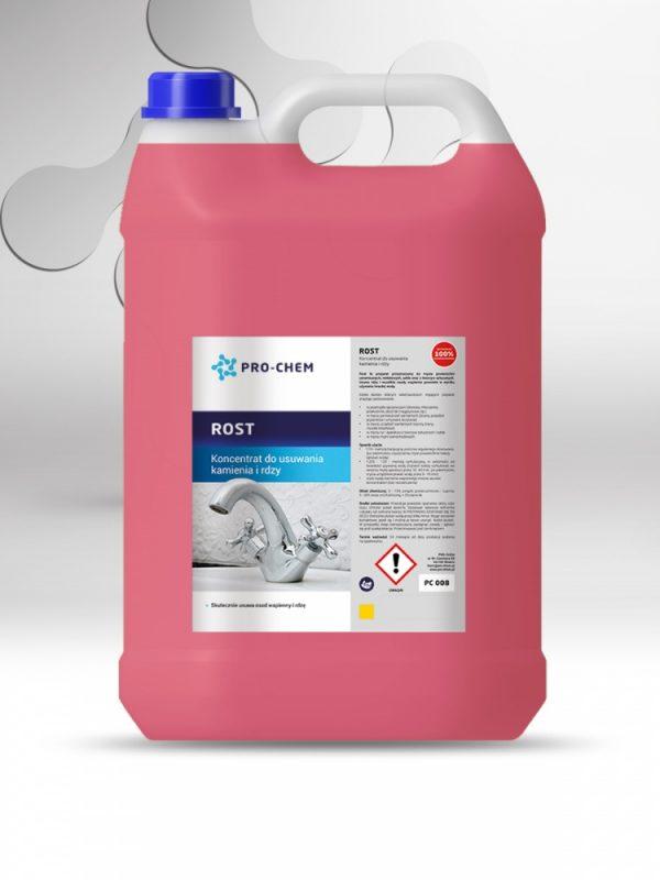Концентрат для видалення нальоту та іржі rost - pro-chem - побутова, промислова та авто хімія - 3