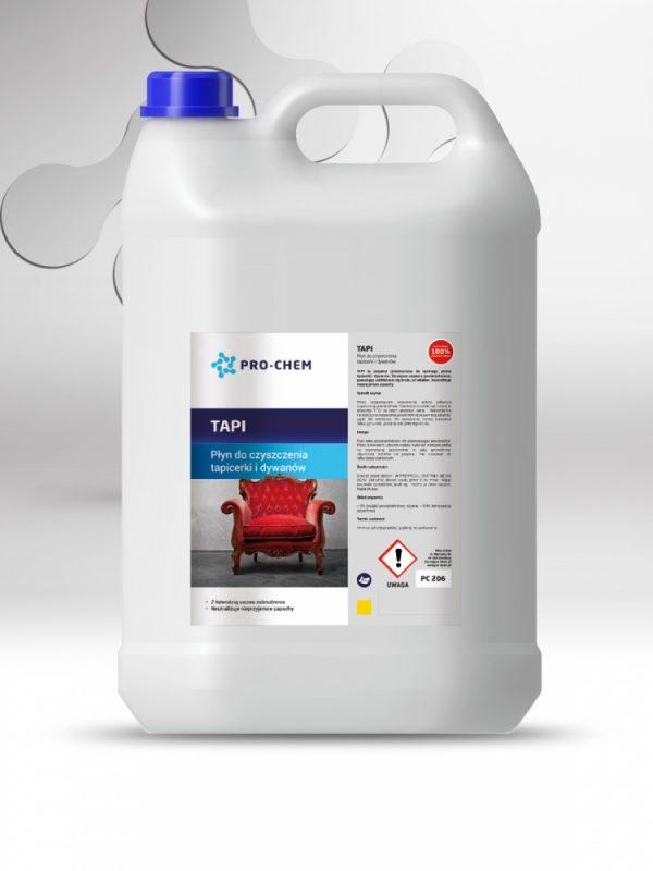 Рідина для чищення оббивки та килимів TAPI - PRO-CHEM - Побутова, промислова та авто хімія - 2