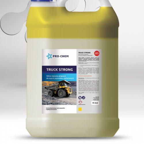 Висококонцентрований засіб для миття вантажних автомобілів TRUCK STRONG