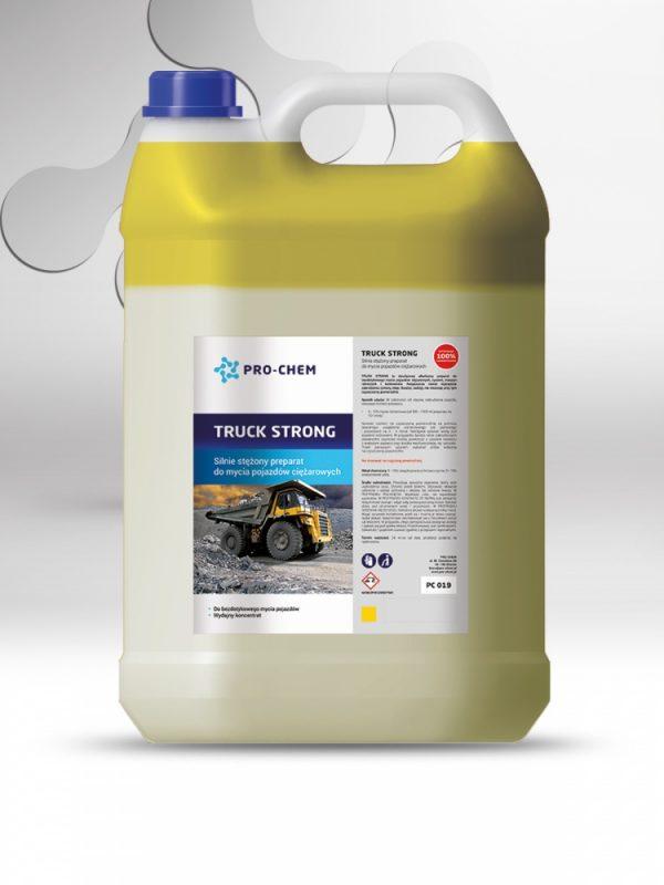 Висококонцентрований засіб для миття вантажних автомобілів TRUCK STRONG - PRO-CHEM - Побутова, промислова та авто хімія - 2