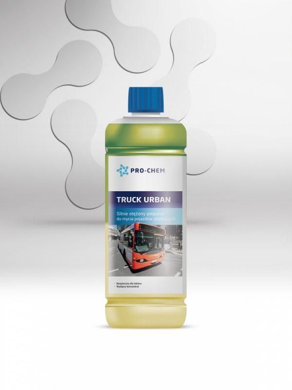Висококонцентрований засіб для очищення вантажних автомобілів truck urban - pro-chem - побутова, промислова та авто хімія - 1