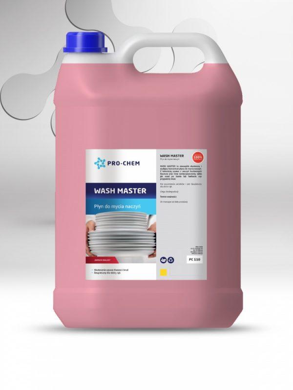 Рідина для миття посуду wash master - pro-chem - побутова, промислова та авто хімія - 6