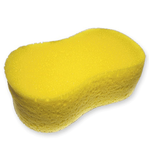 З мікроволокна губка для миття - pro-chem - побутова, промислова та авто хімія - 1