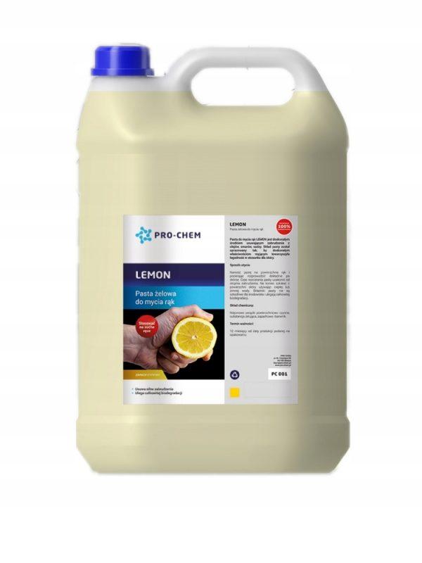 Гель-паста до миття рук з запахом лимону LEMON - PRO-CHEM - Побутова, промислова та авто хімія - 2
