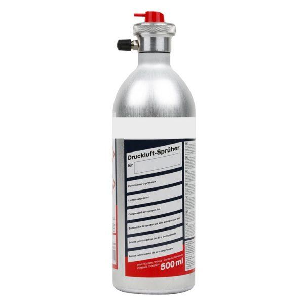 Алюмінієвий обприскувач під тиском багаторазового використання solvent alu - pro-chem - побутова, промислова та авто хімія - 3