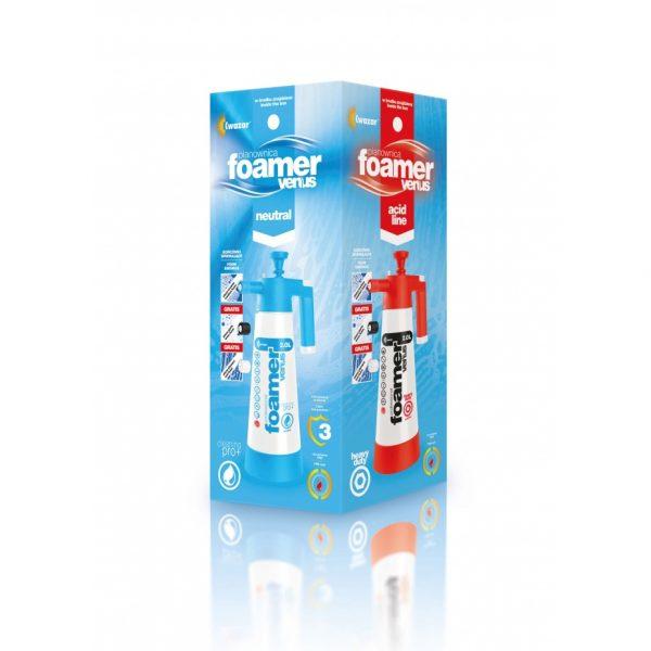 Піноутворювач ручний під тиском venus super foamer - pro-chem - побутова, промислова та авто хімія - 1