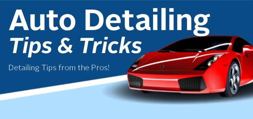 Поради та підказки щодо детайлінгу авто!