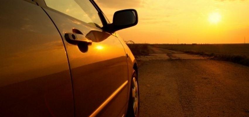 Як захистити автомобіль від шкоди сонячних променів?
